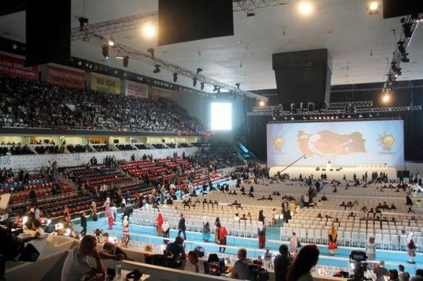 AK Parti 5. Olağan Büyük Kongresi 45