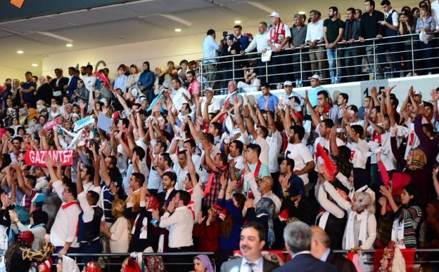 AK Parti 5. Olağan Büyük Kongresi 46