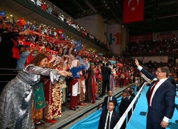 AK Parti 5. Olağan Büyük Kongresi 5