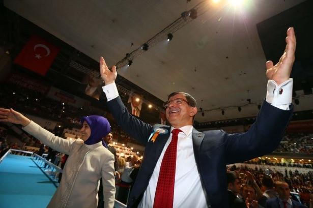 AK Parti 5. Olağan Büyük Kongresi 6