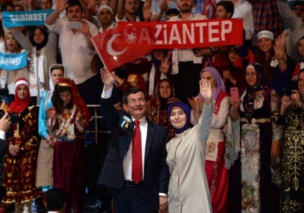 AK Parti 5. Olağan Büyük Kongresi 8