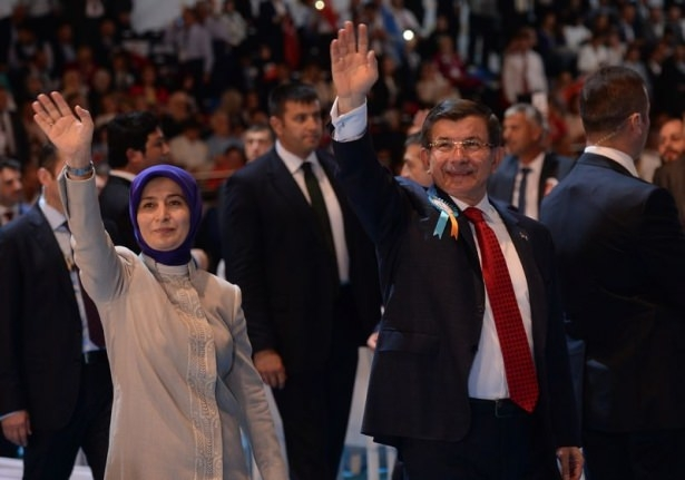 AK Parti 5. Olağan Büyük Kongresi 9