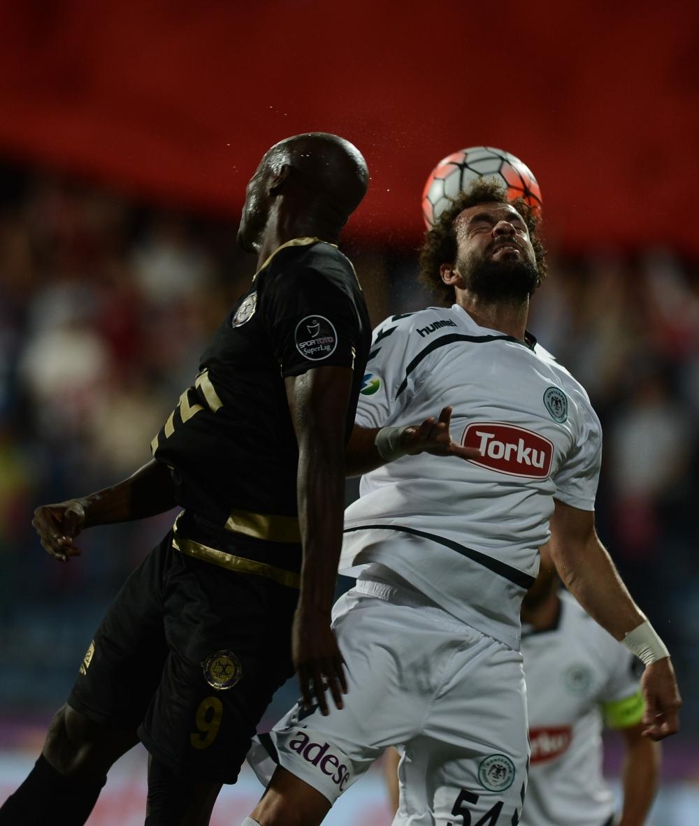 Osmanlıspor-Torku Konyaspor: 1-2 10