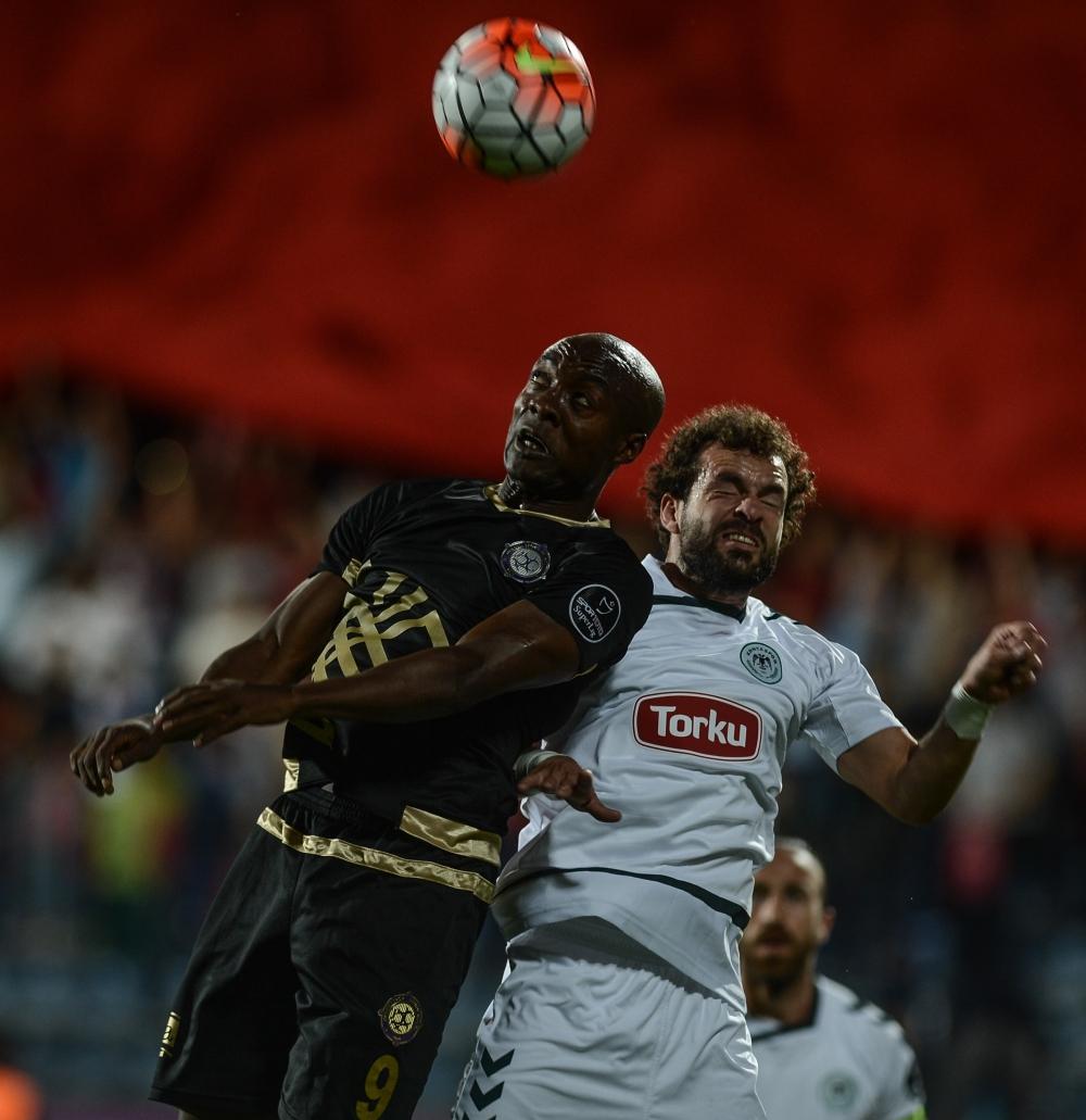 Osmanlıspor-Torku Konyaspor: 1-2 11