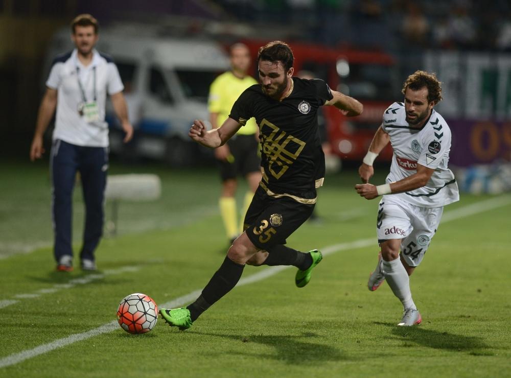 Osmanlıspor-Torku Konyaspor: 1-2 13