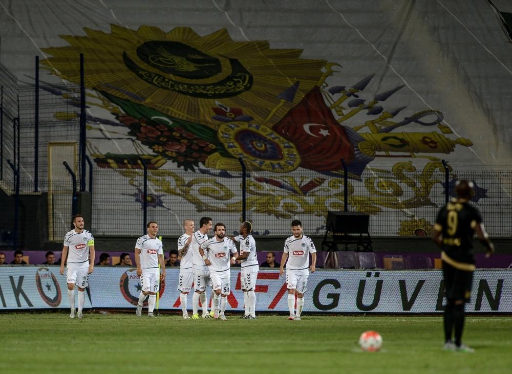 Osmanlıspor-Torku Konyaspor: 1-2 21