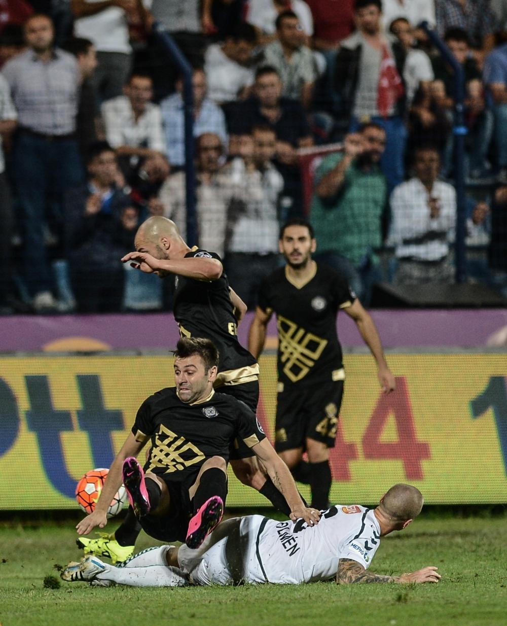 Osmanlıspor-Torku Konyaspor: 1-2 22