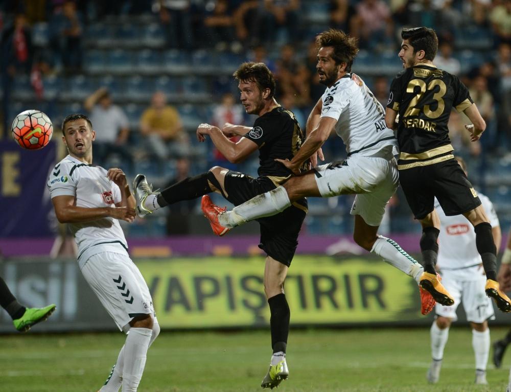 Osmanlıspor-Torku Konyaspor: 1-2 27
