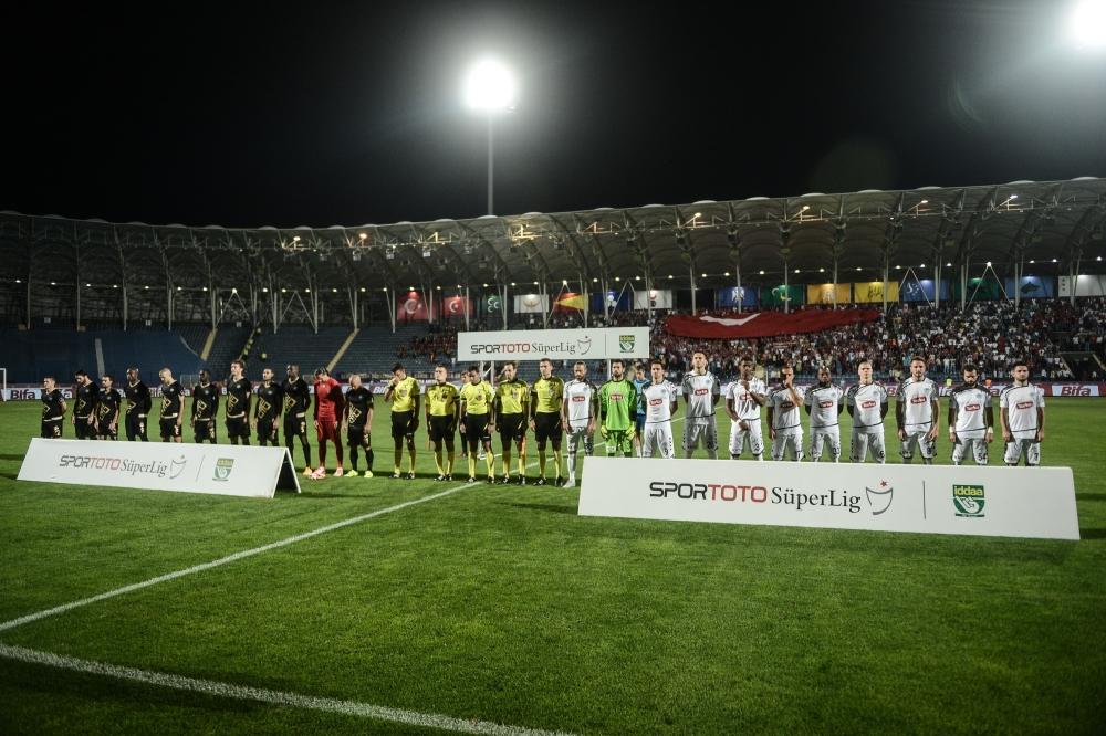 Osmanlıspor-Torku Konyaspor: 1-2 3