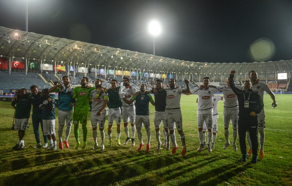 Osmanlıspor-Torku Konyaspor: 1-2 30