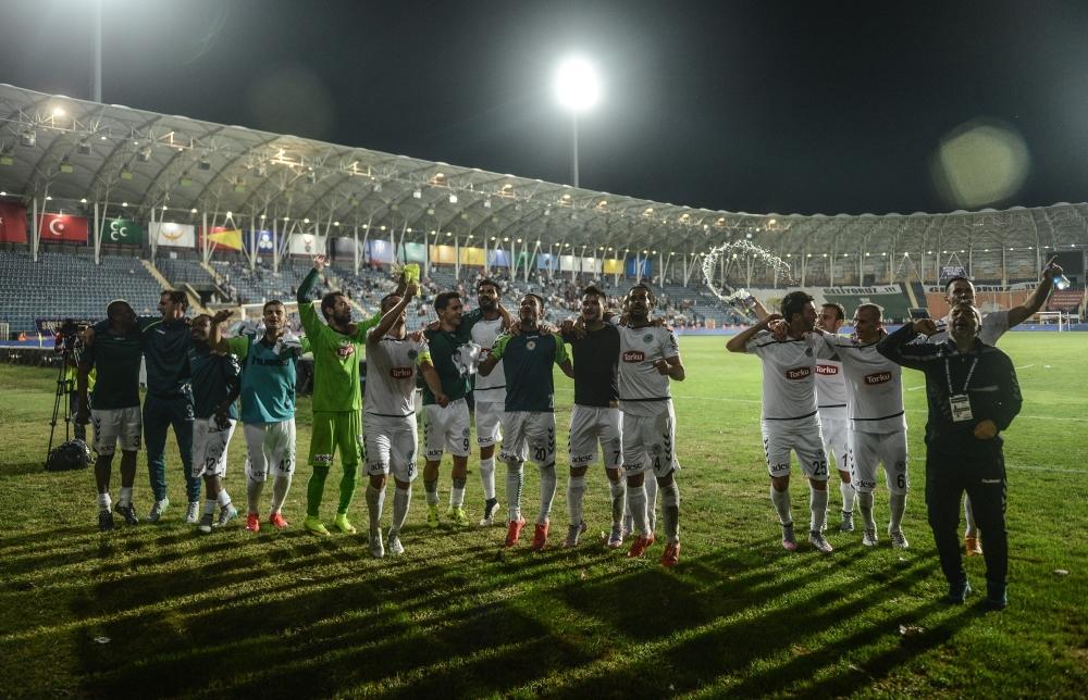 Osmanlıspor-Torku Konyaspor: 1-2 31