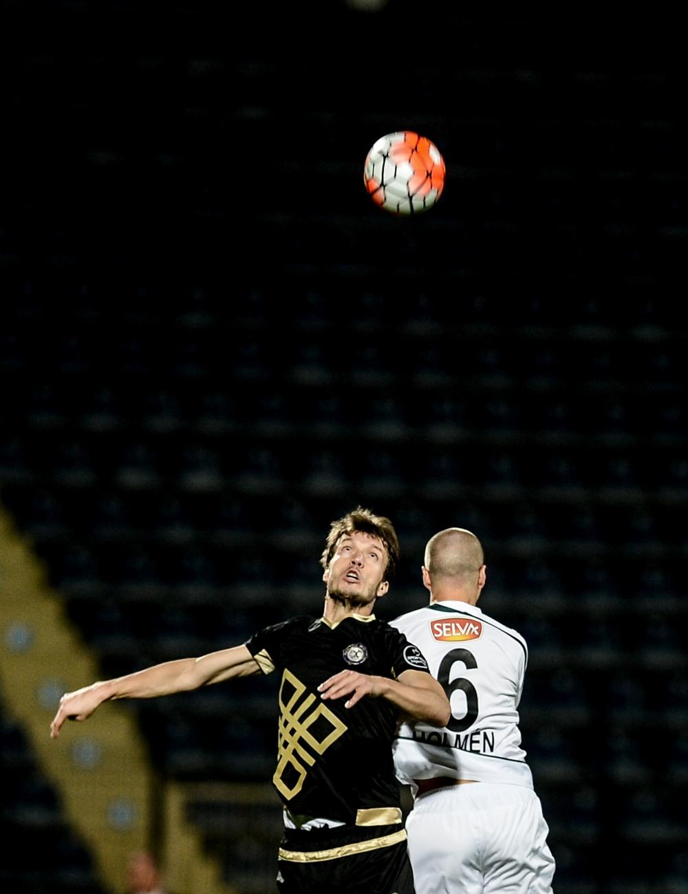 Osmanlıspor-Torku Konyaspor: 1-2 5