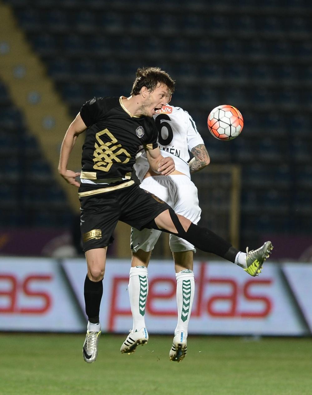 Osmanlıspor-Torku Konyaspor: 1-2 6