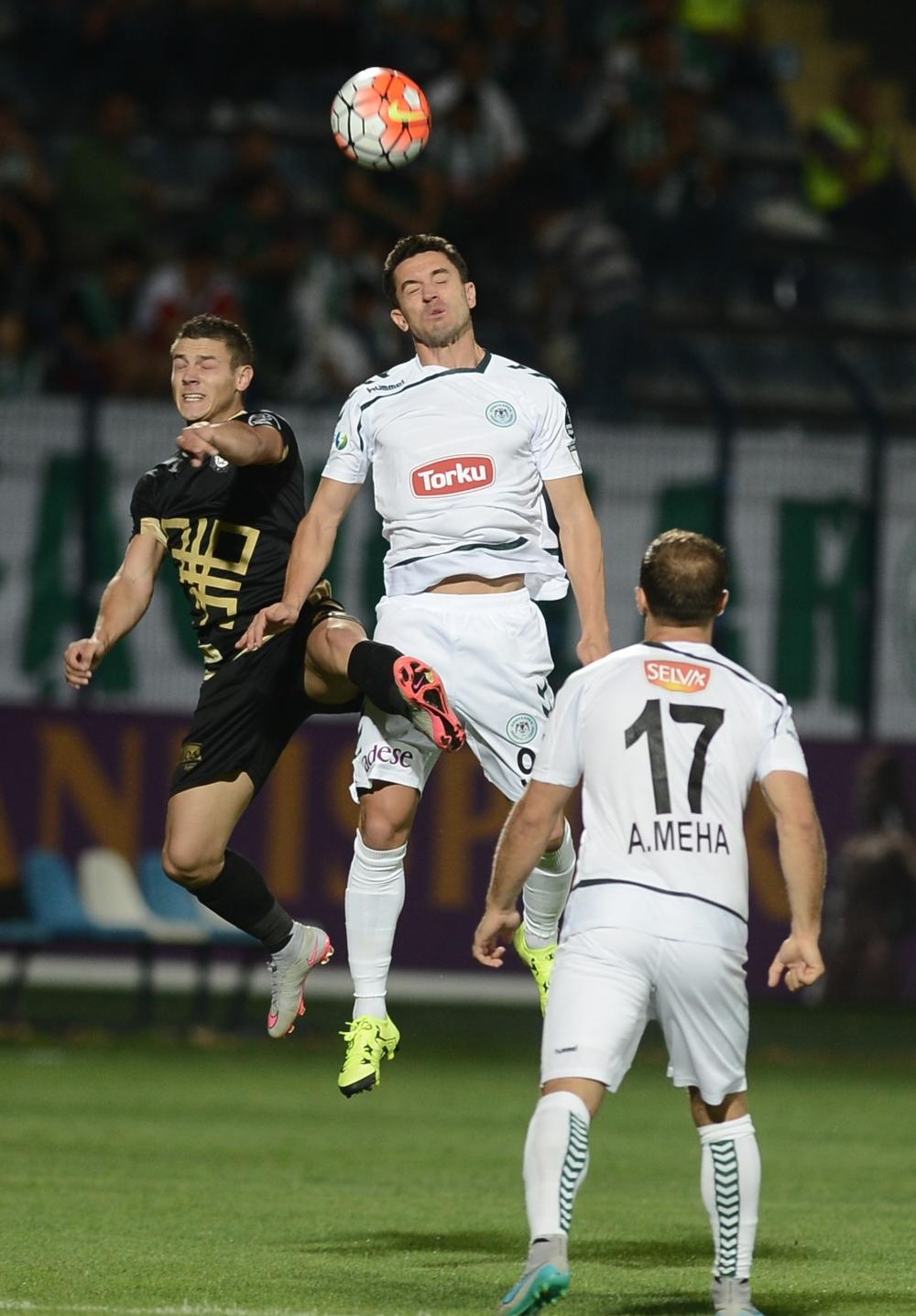 Osmanlıspor-Torku Konyaspor: 1-2 9