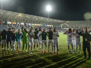 Osmanlıspor-Torku Konyaspor: 1-2