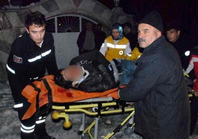 Kayseri'de öğrencileri taşıyan midibüs kaza yaptı: 11 ölü 11