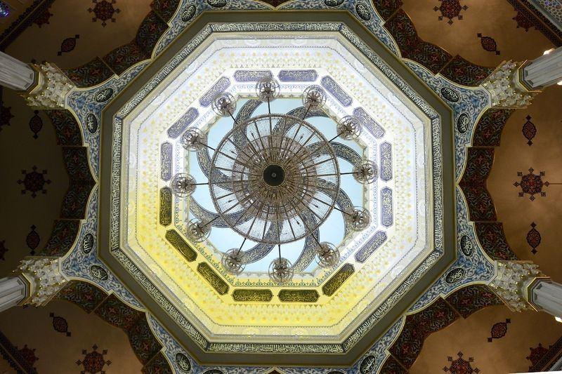 Moskova Camisi'nde Osmanlı izleri 10