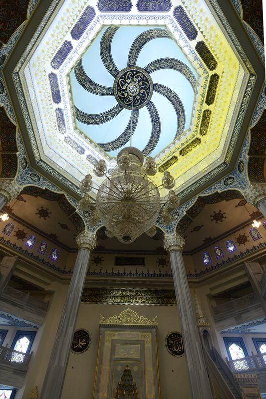 Moskova Camisi'nde Osmanlı izleri 12