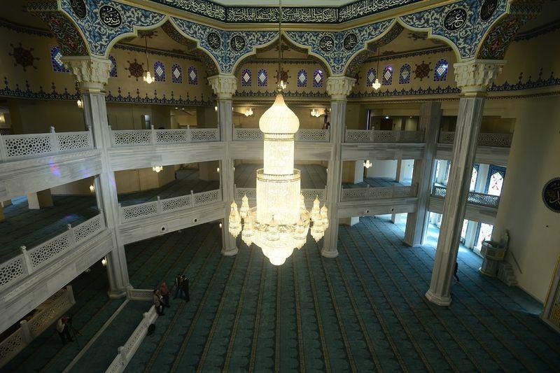 Moskova Camisi'nde Osmanlı izleri 13