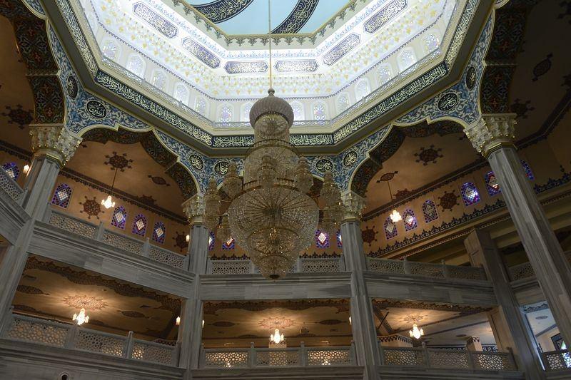 Moskova Camisi'nde Osmanlı izleri 14