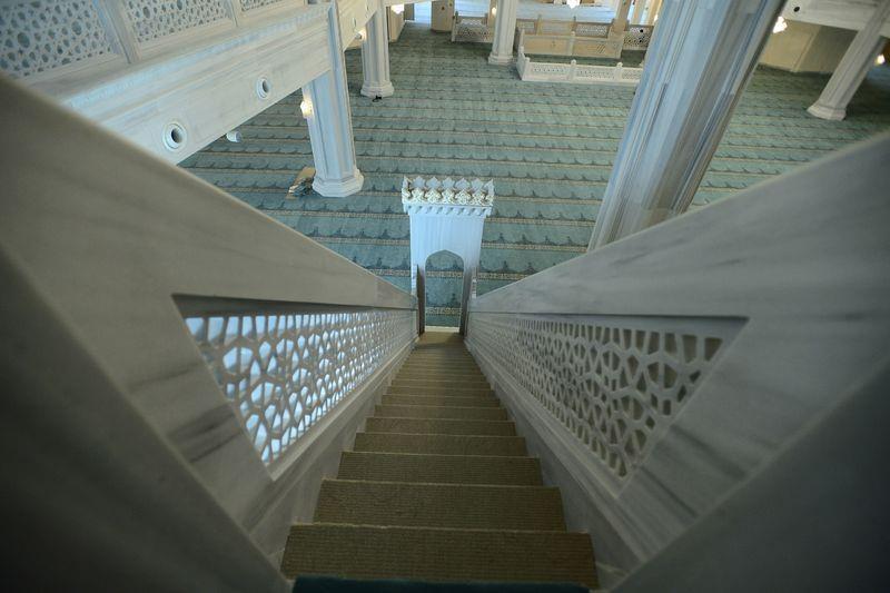 Moskova Camisi'nde Osmanlı izleri 15