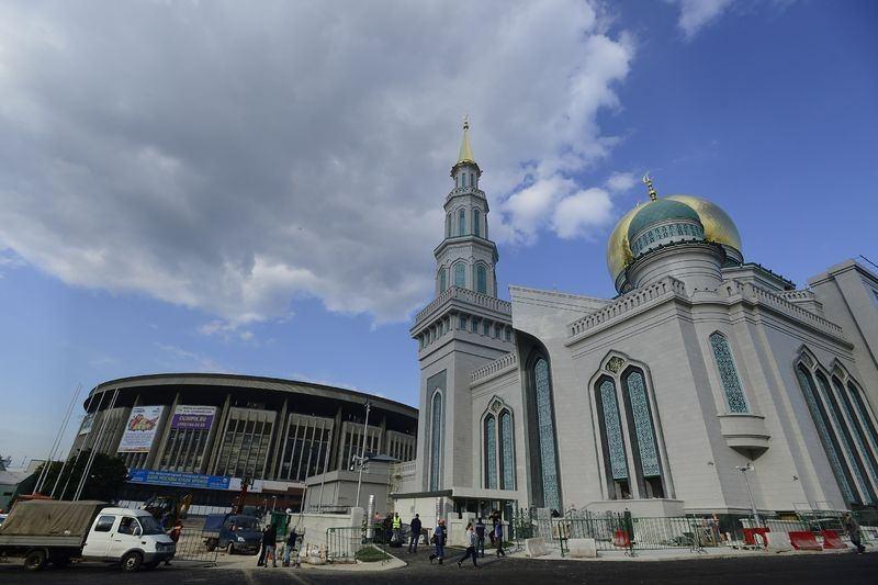 Moskova Camisi'nde Osmanlı izleri 17
