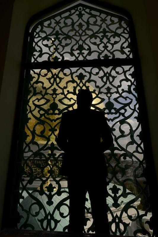 Moskova Camisi'nde Osmanlı izleri 18