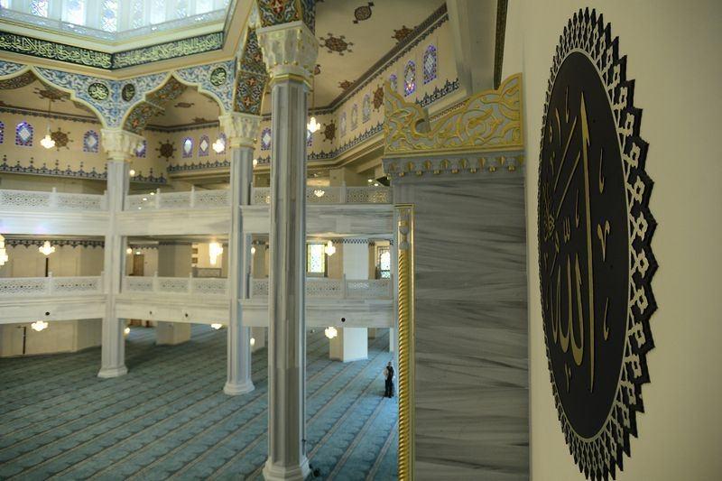 Moskova Camisi'nde Osmanlı izleri 2