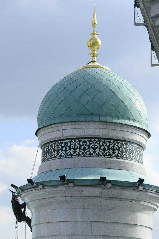 Moskova Camisi'nde Osmanlı izleri 20
