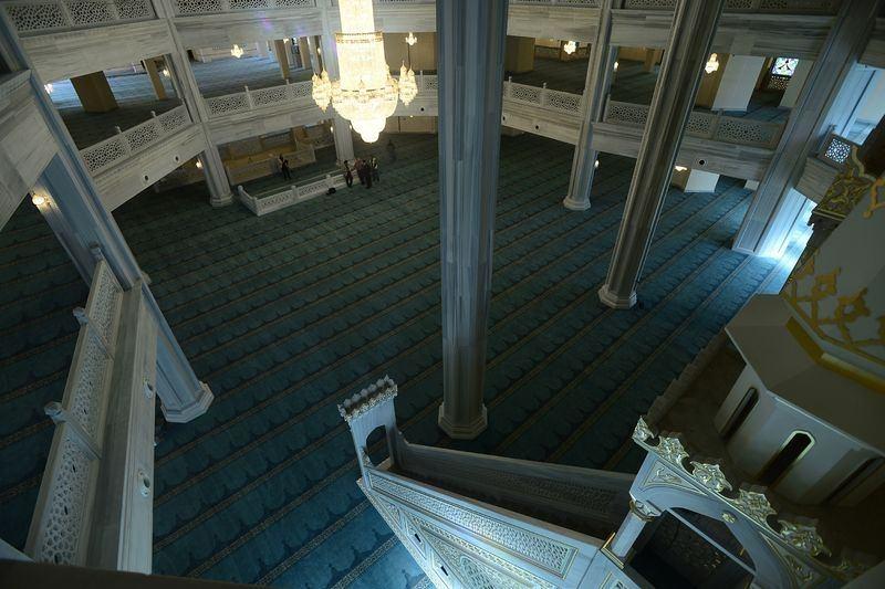 Moskova Camisi'nde Osmanlı izleri 3