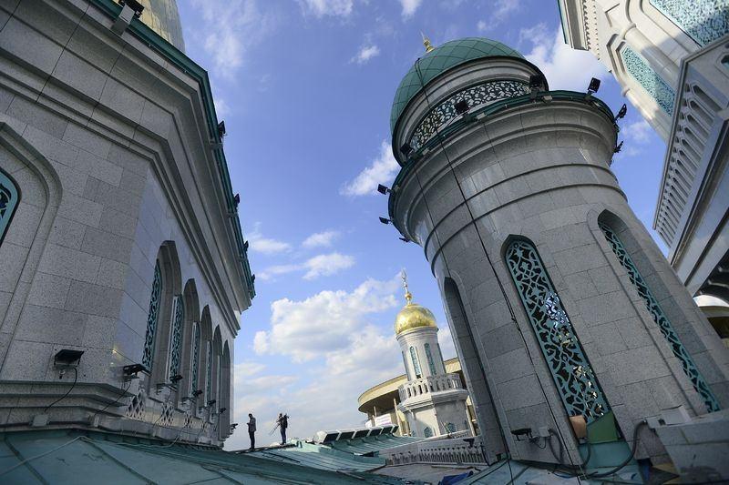 Moskova Camisi'nde Osmanlı izleri 4