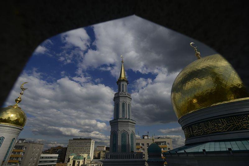 Moskova Camisi'nde Osmanlı izleri 5