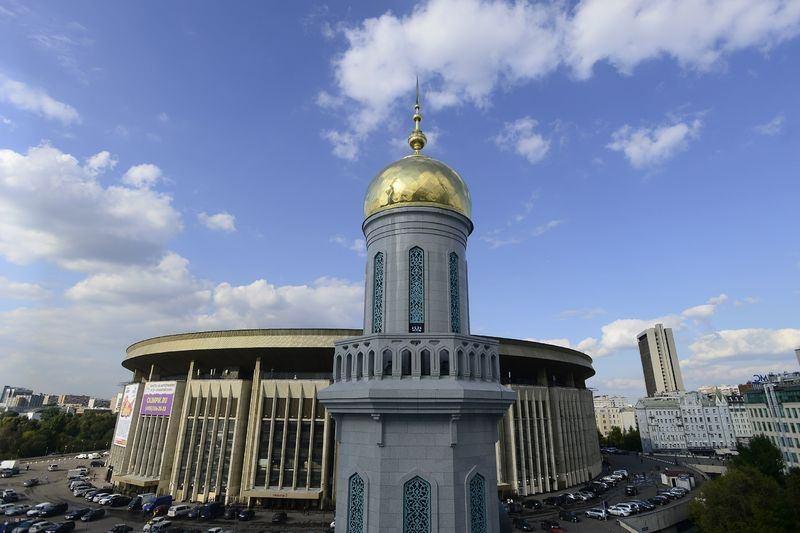 Moskova Camisi'nde Osmanlı izleri 6