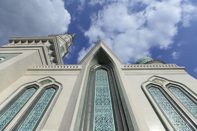 Moskova Camisi'nde Osmanlı izleri 7