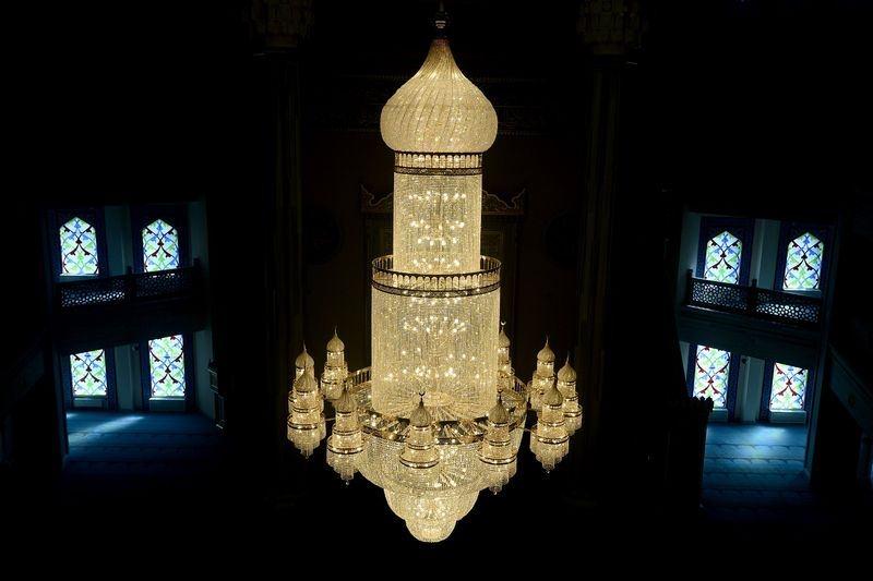 Moskova Camisi'nde Osmanlı izleri 8