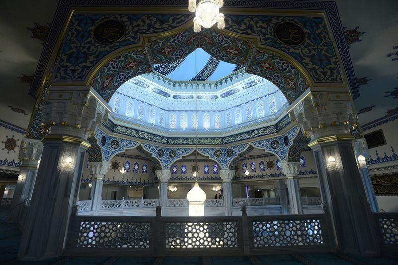 Moskova Camisi'nde Osmanlı izleri 9