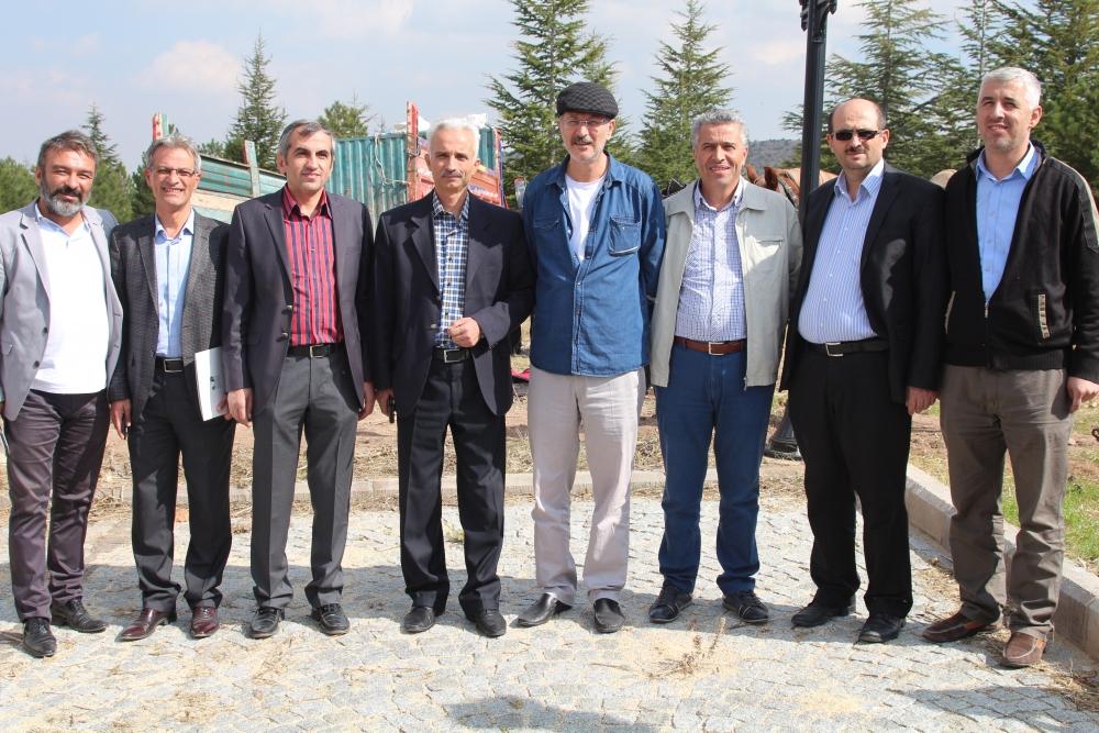 Konya'da Mazi'den Ati'ye ticaret kervanı yürüyüşü 1