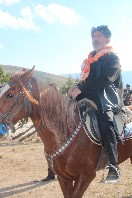 Konya'da Mazi'den Ati'ye ticaret kervanı yürüyüşü 14