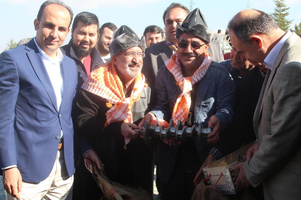 Konya'da Mazi'den Ati'ye ticaret kervanı yürüyüşü 15