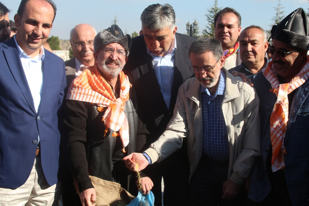 Konya'da Mazi'den Ati'ye ticaret kervanı yürüyüşü 16