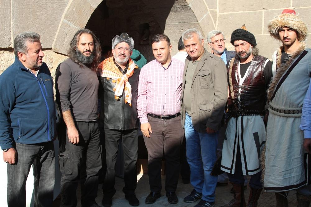 Konya'da Mazi'den Ati'ye ticaret kervanı yürüyüşü 19