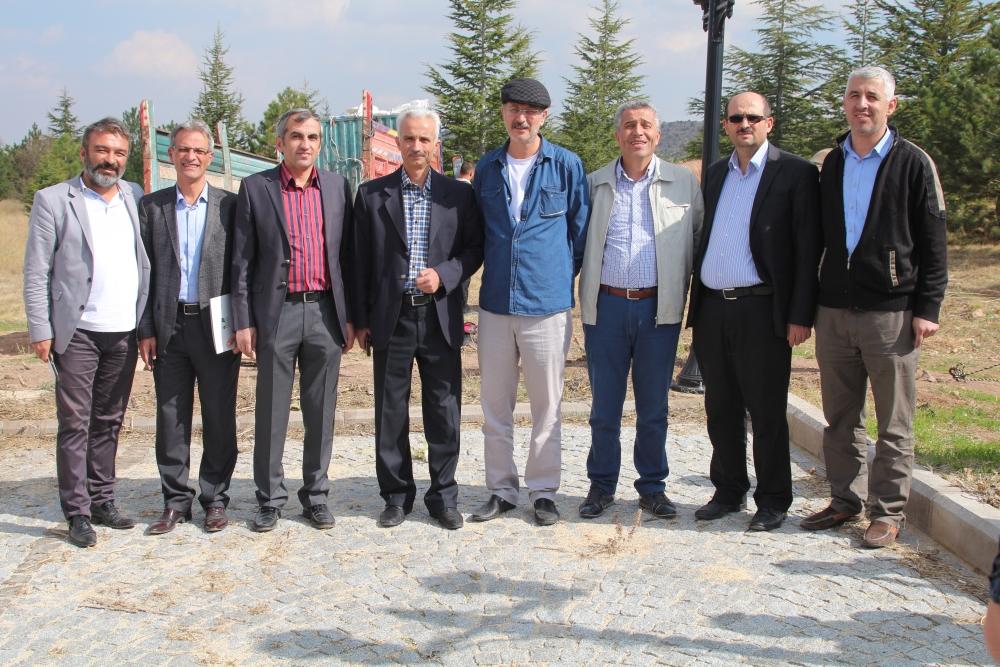 Konya'da Mazi'den Ati'ye ticaret kervanı yürüyüşü 2