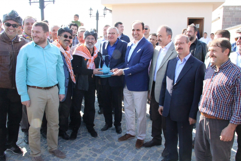 Konya'da Mazi'den Ati'ye ticaret kervanı yürüyüşü 21