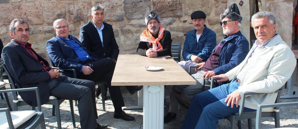 Konya'da Mazi'den Ati'ye ticaret kervanı yürüyüşü 29