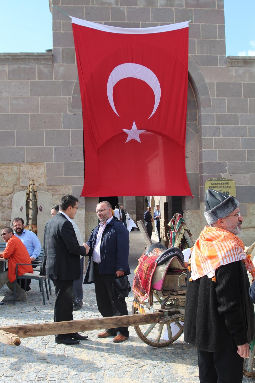 Konya'da Mazi'den Ati'ye ticaret kervanı yürüyüşü 3