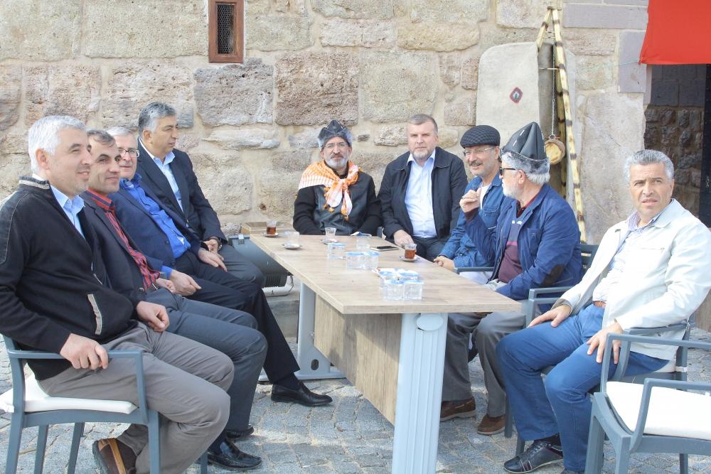 Konya'da Mazi'den Ati'ye ticaret kervanı yürüyüşü 4