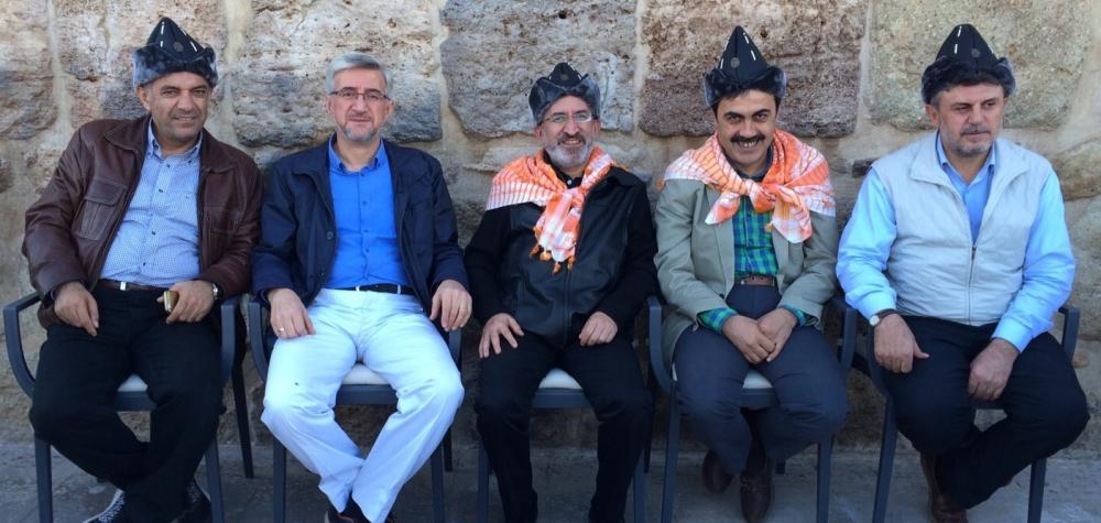Konya'da Mazi'den Ati'ye ticaret kervanı yürüyüşü 41