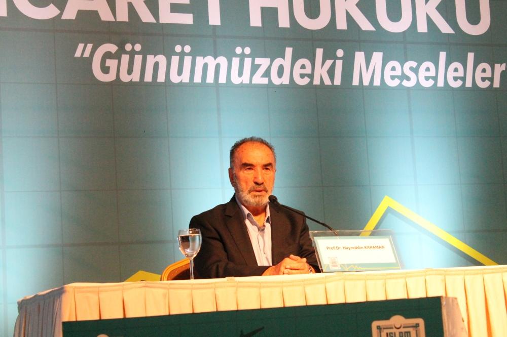 2. Uluslararası İslam Ticaret Hukuku Kongresi 18