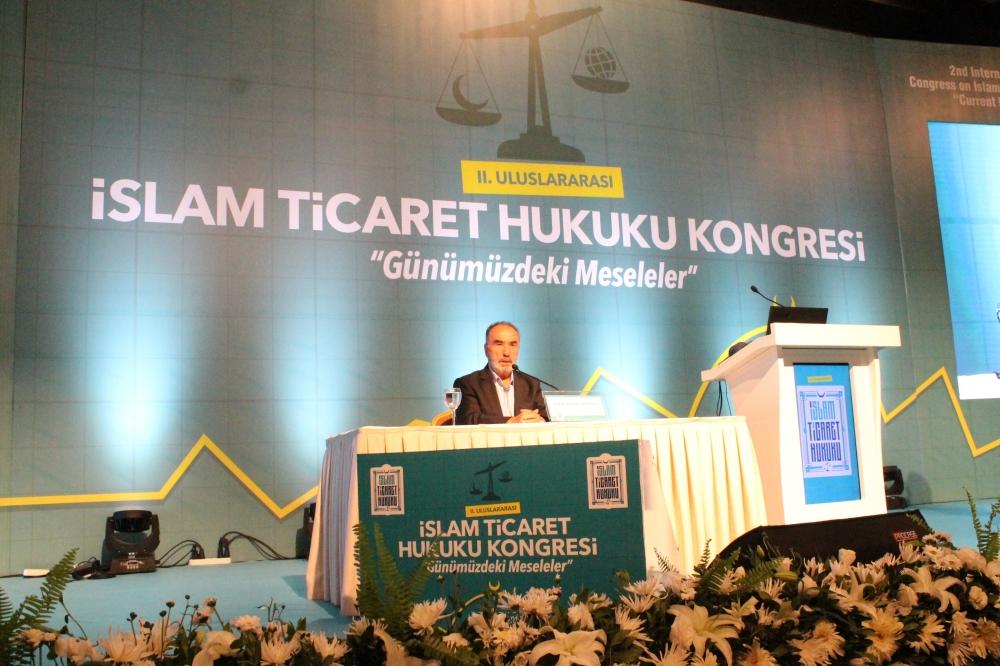 2. Uluslararası İslam Ticaret Hukuku Kongresi 20