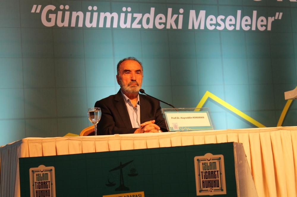 2. Uluslararası İslam Ticaret Hukuku Kongresi 21